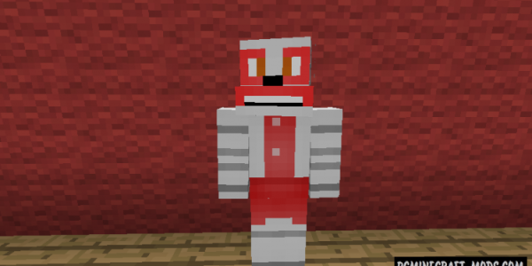 Five Nights At Freddy's 2 - Horror Mod For Minecraft 1.7.10