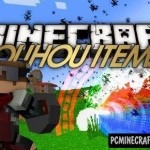Rotten Flesh Mod For Minecraft 1.6.4