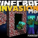 Mutant Creatures Mod For Minecraft 1.7.10, 1.7.2, 1.6.4