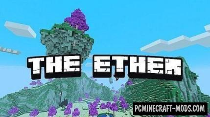 The Ether - Dimension Mod For Minecraft 1.7.10, 1.6.4, 1.5.2