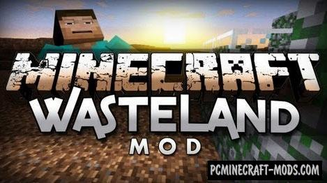 Wasteland Mod For Minecraft 1.7.10