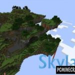 Lonely Biome Mod For Minecraft 1.12.1, 1.11.2, 1.10.2, 1.9.4