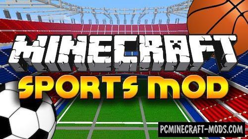 Sports Mod For Minecraft 1.7.10
