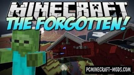 The Forgotten Features Mod For Minecraft 1.7.10, 1.7.2