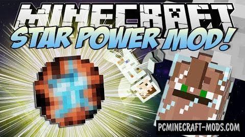 Super Massive Tech (Star Power) Mod For Minecraft 1.7.10