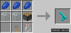 Touhou Items Mod For Minecraft 1.7.10, 1.7.2, 1.6.4, 1.5.2