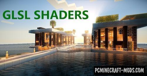 GLSL Shaders Mod For Minecraft 1.16.4, 1.15.2, 1.14.4
