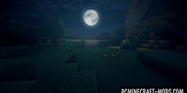 Chocapic13's Shaders For Minecraft 1.16.5, 1.16.4 Mac, Win