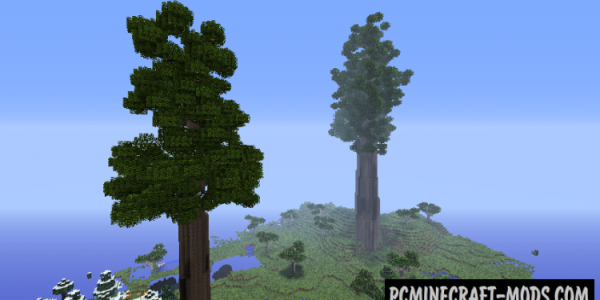 Natura Mod For Minecraft 1.7.10, 1.7.2