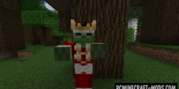 Mo' Zombies Mod For Minecraft 1.7.10, 1.7.2, 1.5.2