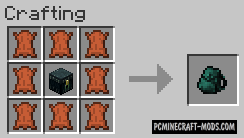 Backpacks - Tool Mod For Minecraft 1.12.2, 1.10.2, 1.7.10