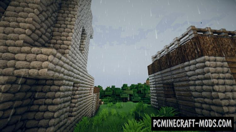 Chocapic13's Shaders Mod For Minecraft 1.8, 1.7.10, 1.7.2