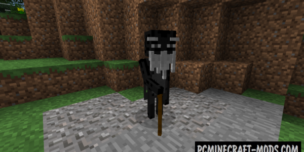 The Farlanders - New Hardcore Mobs Mod 1.16.5, 1.16.4, 1.12.2