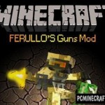 The Resident Evil Mod For Minecraft 1.7.10, 1.7.2, 1.5.2
