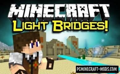 Light Bridges and Doors Mod For Minecraft 1.7.10, 1.6.4