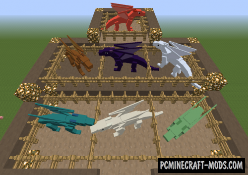 Wings of Fire Mod For Minecraft 1.7.10