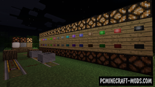 Extra Buttons - Decor Mod For Minecraft 1.16.3, 1.15.2