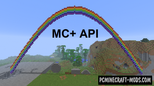 MC+ API Mod For Minecraft 1 7 10 | PC Java Mods