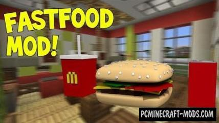 Fast Food Mod For Minecraft 1.7.10