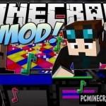 DiscoCraft Mod For Minecraft 1.6.4