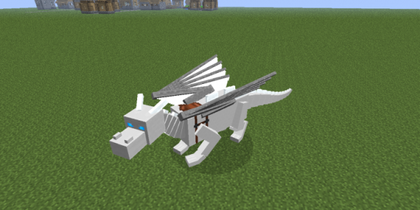 Dragon Craft Mod For Minecraft 1.6.4