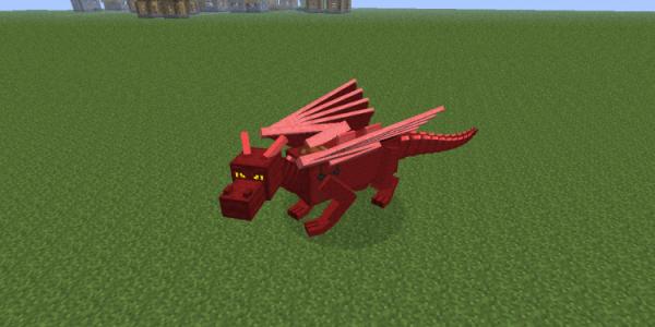 Dragon Craft Mod For Minecraft 1.6.4