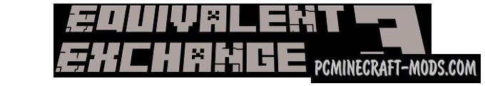 Equivalent Exchange 3 - New Blocks Mod MC 1.7.10, 1.7.2, 1.6.4