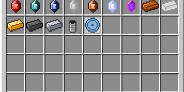 Power of the Elements - Swords Mod For MC 1.16.4, 1.15.2