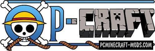 OP-Craft – One Piece Mod For Minecraft 1.7.2, 1.6.4
