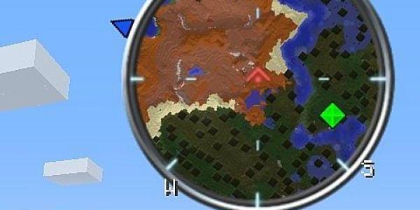 VoxelMap No Radar Mod For Minecraft PC Java - Voxelmap para minecraft 1 10 2