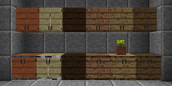 Decoration Mega Pack Mod For Minecraft 1.9, 1.8.9