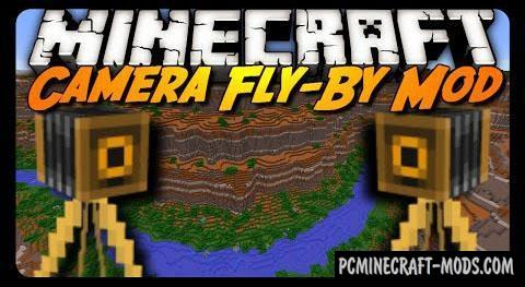 PixelCam - GUI Mod For Minecraft 1.9.4, 1.8.9