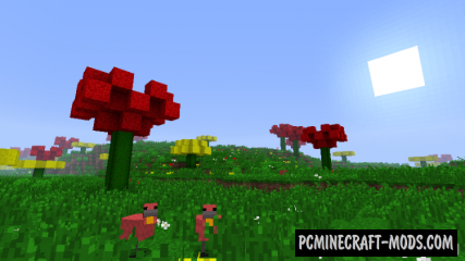 Biomes O' Plenty - New Biomes Mod Minecraft 1.16.5, 1.12.2
