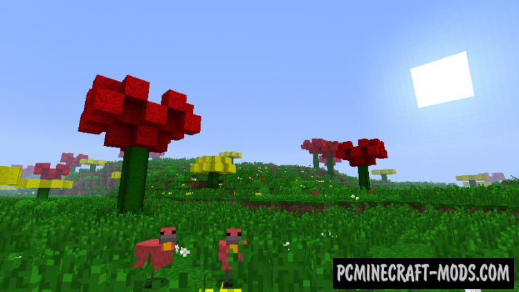 Biomes O' Plenty - New Biomes Mod Minecraft 1.16.4, 1.15.2