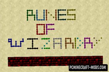 Runes of Wizardry - Magic Mod For Minecraft 1.12.2