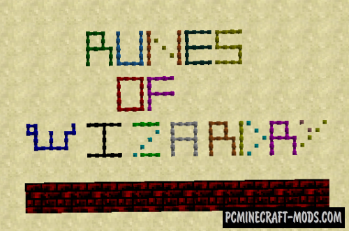 Runes of Wizardry - Magic Mod For Minecraft 1.12.2