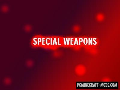 Special Weapons - New Ore Blocks Mod Minecraft 1.7.10