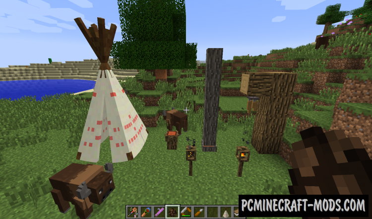 Totemic Mod For Minecraft 1.12.2, 1.11.2, 1.10.2, 1.9.4