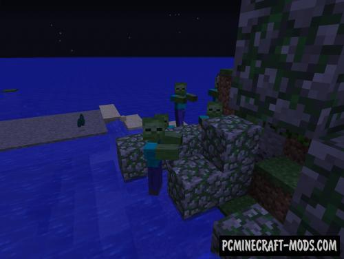 Monster Swarm Mod For Minecraft 1.12.2, 1.8.9, 1.7.10