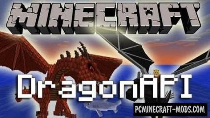 Dragon API Mod For Minecraft 1.7.10