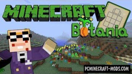 Botania - Technology Mod For Minecraft 1.15.2, 1.14.4