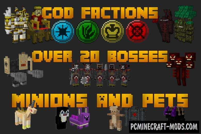 minecraft mod advent of ascension