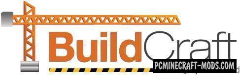 BuildCraft Mod For Minecraft 1.12.2, 1.11.2, 1.8.9, 1.7.10