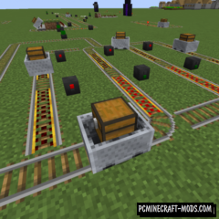 Signals Mod For Minecraft 1.12.2, 1.10.2, 1.9.4