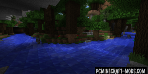 Streams Mod For Minecraft 1.10.2, 1.9.4, 1.8.9, 1.7.10