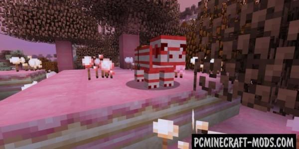 CandyCraft - Dimension Mod For Minecraft 1.8.9, 1.7.10
