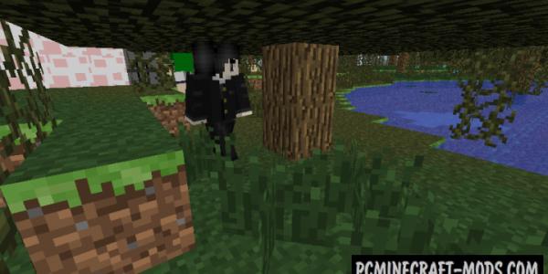 Yandere Simulator Mod For Minecraft 1.8.9, 1.7.10