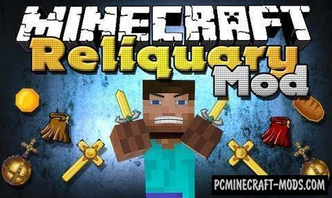 Xeno's Reliquary - New Magic Items Mod For Minecraft 1.12.2