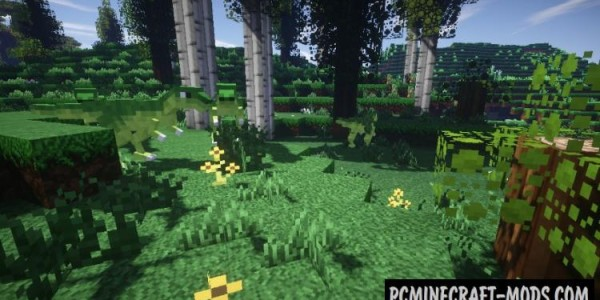 JurassiCraft Mod For Minecraft 1.12.2, 1.11.2, 1.10.2, 1.7.10