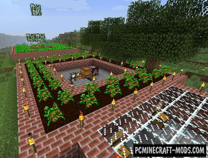 Forestry Mod For Minecraft 1.12.2, 1.11.2, 1.10.2, 1.7.10